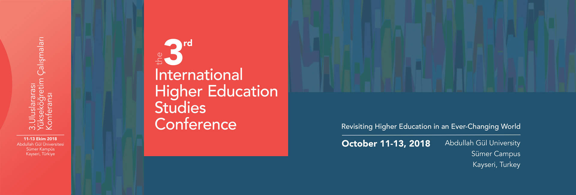 IHEC 2018 Conference Revisiting Higher Education in an Ever-Changing World